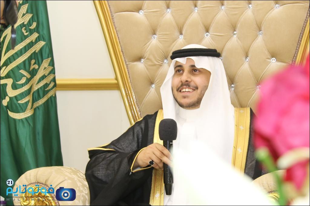 Photo of تغطية زواج الشاب / حزام بن بجاد حزام الشهيب