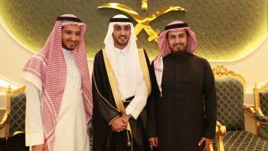 Photo of الشاب / معتصم بن مهنا الشعلان يحتفل بزواجه / عدسة : علي دهل