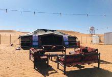 Photo of المخيم الشتوي لأبناء إنسان بشقراء