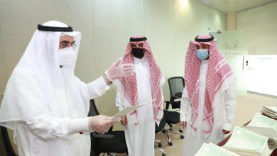 Photo of رئيس جامعة شقراء يطلع على استعدادات عمادة القبول للفصل الصيفي