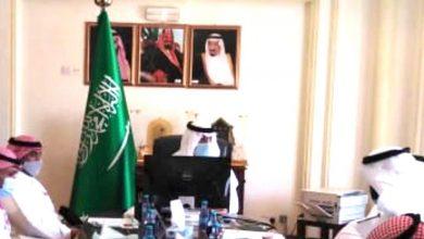Photo of محافظ شقراء يترأس اجتماع اللجنة الرئيسية لمكافحة سوسة النخيل الحمراء