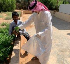 Photo of مكتب الزراعة بشقراء يواصل زياراته للمزارع والكشف على المنتجات الزراعية