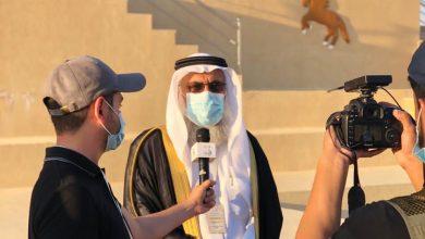 Photo of إقامة سباق الماراثون الأول للفروسية بميدان بلدية القصب