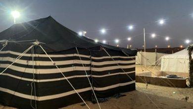 Photo of يعلن مخيم الرمال عن بدء التأجير  اليومي للمخيم ،،،