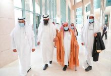 Photo of رئيس جامعة شقراء يلتقي بأعضاء جمعية التنمية والتطوير بالمحافظة