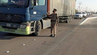 Photo of مرور شقراء يحدد مواعيد للشاحنات ويتابع مرورها