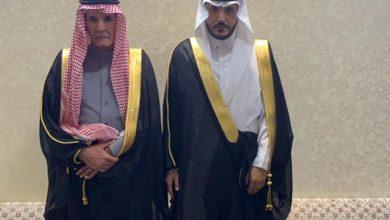 Photo of الشاب / محمد بن عبد الله الثبيتي يحتفل بزواجه