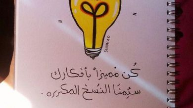 Photo of التقف نفسك قبل المارة ..