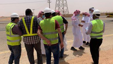 Photo of محافظ شقراء يلتقي بمدير عام فرع وزارة النقل بمنطقة الرياض