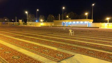 Photo of ادارة المساجد والدعوة تجهز مصليات الاعياد  بمحافظة شقراء ومراكزها