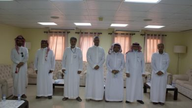 Photo of *المهندس عبدالرحمن البواردي يزورُ النادي ويقدم دعمًا ماليًا سخيًّا ويتكفلُ بدعم عددٍ من البرامج*