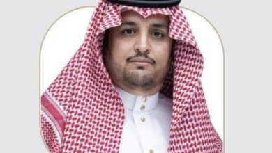 Photo of العتيبي عميد لشؤون الطلاب بجامعة شقراء
