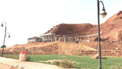 Photo of مسرح الاحتفالات في شقراء