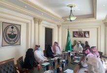 Photo of محافظ شقراء يستقبل لجنة تقييم برنامج المدن الصحية بمنطقة الرياض